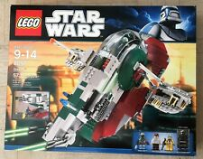 NEW Lego 8097 Star Wars Slave I FACTORY SEALED          Boba Fett Han Solo Bossk