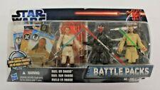 Hasbro STAR WARS - Movie Heroes Battle Pack - Duel on Naboo