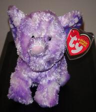 Ty Beanie Baby ~ Coastline the Purple Elephant ~ Mint with Mint Tags ~ Retired