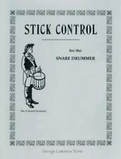 Stick Control: For the Snare Drummer (Paperback or Softback)