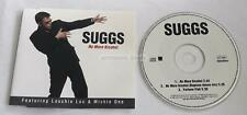 Suggs Madness - No More Alcohol CD1 White Disc UK CD