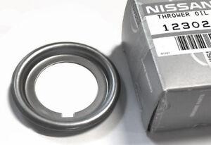 Datsun Crankshaft Oil Thrower / Slinger, 510 240Z 260Z 280Z 280ZX, OEM NEW!