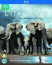 David Attenborough - Life Story (Blu-ray) **NEW**