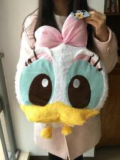 Disney Daisy duck fuzzy big head plush pillow cushion doll soft pillows