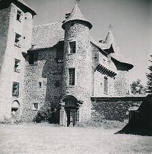 ORCIVAL c. 1950 - Château de Cordès Puy de Dôme - DIV 9677