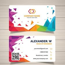 Business card unlimited revision-Graphic
