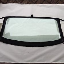 MGTF/MGF CABRIOLET  REARWINDOW  SCREEN  part exchange or mobile fitting service