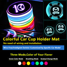 1pcs Colorful Car LED Lighting Lamps Accessories For Mazda Light Interior Lights