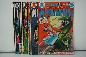 MARVEL, CHARLTON AND DC COMICS (11) LOT OF 50 COMICS. ALL MISCELLANEOUS COMICS.