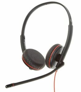 Plantronics Blackwire C3220 USB-A Headset - Bulk Packaging