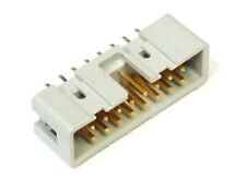 Amphenol 16-Pin Double Row Straight Shrouded Header Connector Buchse Stiftleiste