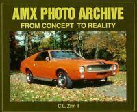 "Amx: From Concept To Reality Amx/2 Amx/3 Amx/K Amx Ii ""New"""