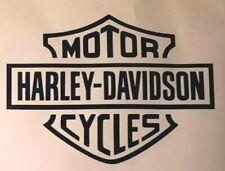 2x Stickers HARLEY DAVIDSON Coloris au Choix !!