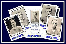 MILLWALL ATHLETIC (MILLWALL) - RETRO 1920's STYLE - NEW COLLECTORS POSTCARD SET