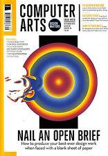 COMPUTER ARTS #218 9/2013 NAIL AN OPEN BRIEF Marta Cerda Alimbau BLOK DESIGN New