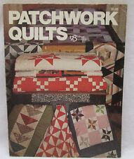 Patchwork Quilts by Barbara G Jackson 123 Home Guides 1978 Paperback