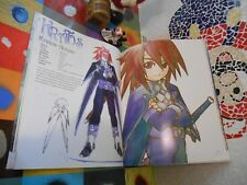 ~*~ the Art BoOK Of  TALES  OF  SYMPHONIA  2003  -* pOur  NINTENDo GAMECUBE  ~*~