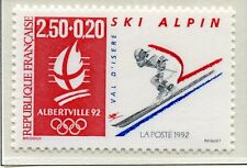 FRANCE TIMBRE NEUF  N°  2710  **  JEUX OLYMPIQUE   SKI  ALPIN