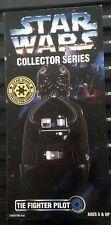 "Star Wars Collector Series 12"" Tie Fighter Pilot"