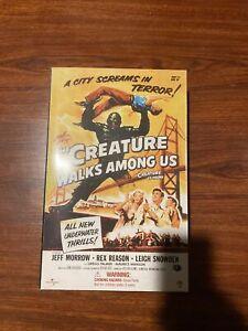 "Sideshow The Creature Walks Among Us 12"" Figure Black Lagoon Monster 2003"