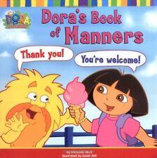 Dora's Book of Manners (Dora the Explorer),Nickelodeon