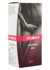 STIMUL8 CLITORIS GEL FEMALE ORGASM CLIMAX Cream LIBIDO Arousal Sex Aid Women