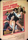 All the Marbles German movie poster A1 Kesse Bienen auf der Matte Peter Falk