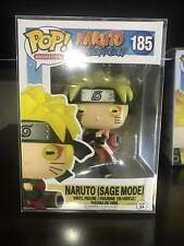 "Funko Pop!Shippuden Naruto(Sage Mode)#185 Arched Vinyl Figure ""Mint""。+ Protector"
