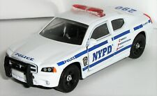 NYPD / NEW YORK POLICE DEPARTMENT / 2010 DODGE CHARGER / Trunk & Door Open Car