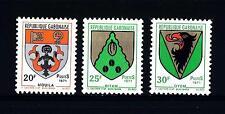 GABON - 1969 - Stemmi della città (2)