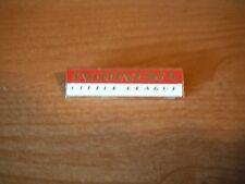 "2018 INDONESIA LITTLE LEAGUE Pin -  2""  - Little League World Series Pins"
