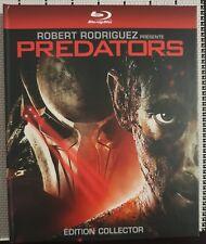 Predators rare UK Digilbook Blu ray + dvd - take a look !