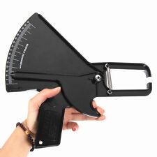 Pinzas de Grasa Corporal Digital Medidor Manual Plicometro Dieta Delgada 0-80mm