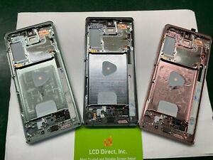 OEM Samsung Galaxy Note 20 N980 N981 LCD Touch Screen Digitizer Frame (A)