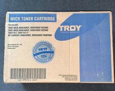 TROY MICR TONER CARTRIDGE 02-18791-001 - TROY and HP Laserjet 4000 4050
