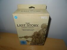 The Last Story - Limited Edition *NEW & FACTORY SEALED Wii pal version