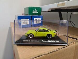 Welly Porsche 911 Turbo 1974