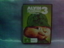 Alvin and the Chipmunks 3: Chipwrecked [Region 4] - DVD