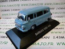 Voiture 1/43 IXO DEAGOSTINI Balkans : Camionette BARKAS B 100 Van