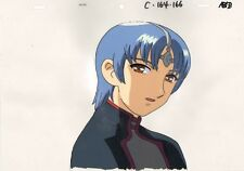 Anime Cel Crest of the Stars #31