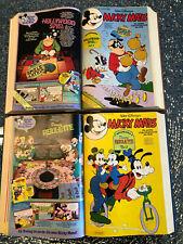 Micky Maus 1-52 aus 1982 komplett - 2 Bücher