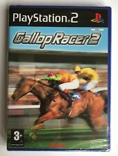 PS2 Gallop Racer 2 (2006), UK Pal, Brand New & Sony Factory Sealed