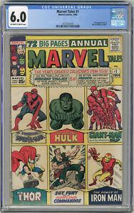 1964 Marvel Tales 1 CGC 6.0