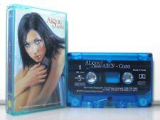ALSOU Solo BLUE CASSETTE TAPE UNIVERSAL MUSIC RUSSIA LTD EDIT WHITNEY HOUSTON