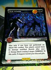 Dragon Ball Z DBZ TCG Panini UR142 True Power Ultra Rare (Movie Collection)