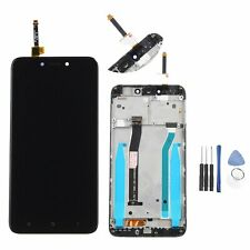 For Xiaomi Redmi 4X Glass LCD Display Digitizer Full Touch Screen Assembly+Frame