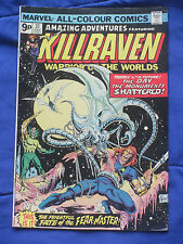 Killraven, Marvel Comic, Vol 1 #31 1975 Warrior of the Worlds, great