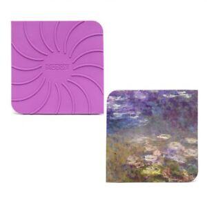 Modgy Silicone Jar Opener / Trivet - Claude Monet Water Lilies