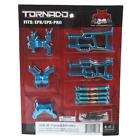 Redcat Racing HUK-3B Aluminum Hop Up Kit for Tornado