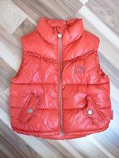 H&M HELLO KITTY Steppweste Gr. 116 122 wie neu zuckersüss rot